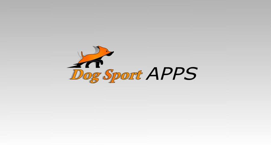 Penyertaan Peraduan #139 untuk Logo Design for www.dogsportapps.com