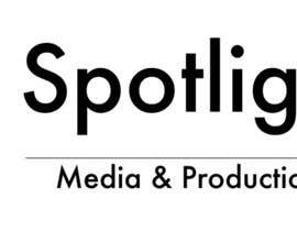 #70 untuk Design a Logo for Spotlight Media and Productions oleh Evolfreelancer