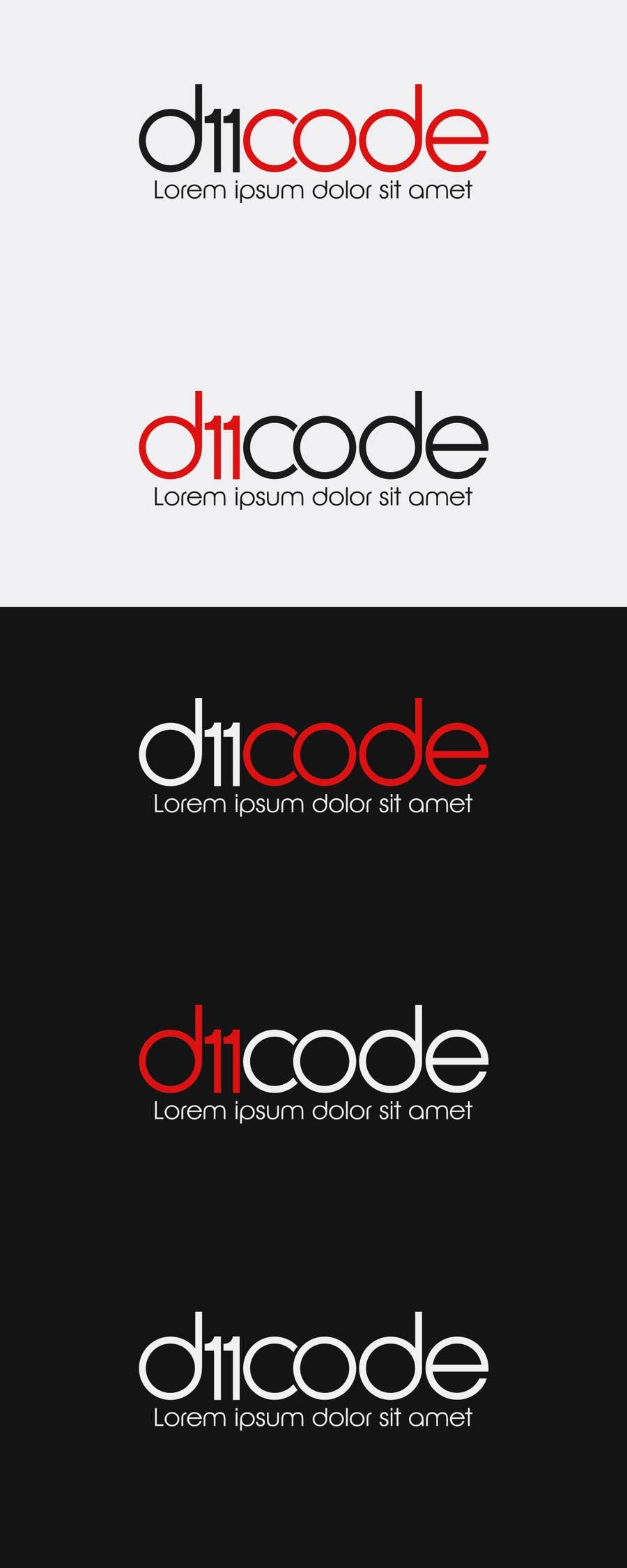 Kilpailutyö #15 kilpailussa Logo and visual identity for a web and software development studio