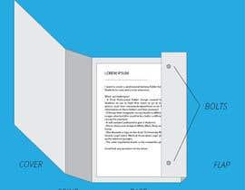 Nro 4 kilpailuun Design a A4 Ring Binder Folder with Magnetic Closure käyttäjältä Tumb13weed