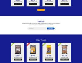 #8 for Rediseño del Home Page de una Tienda Virtual basada en Magento by ncdesignerr