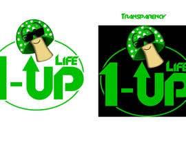 Nro 28 kilpailuun Design a Logo - 1-UP Green juice!! käyttäjältä Goodintentions11