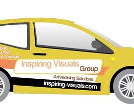 #1 para I need some Graphic Design for a Vehicle Partial Wrap - repost por ApexDesignsInc