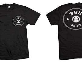 #21 untuk Design a Music Related T-Shirt for 365 Grind oleh marioseru