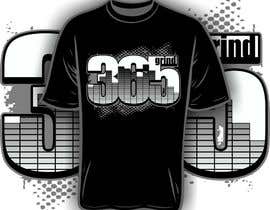 #4 untuk Design a Music Related T-Shirt for 365 Grind oleh iYNKBRANE