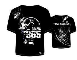 salutyte tarafından Design a Music Related T-Shirt for 365 Grind için no 27