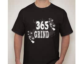 #23 untuk Design a Music Related T-Shirt for 365 Grind oleh benspylee