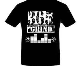 #32 untuk Design a Music Related T-Shirt for 365 Grind oleh cdinesh008