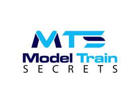 Nro 36 kilpailuun Design A Small Logo For 'Model Train Secrets' käyttäjältä YourDesigner21
