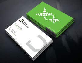 #107 for Professional Business Card for Biotech-Company by OviRaj35
