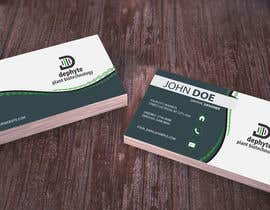 #139 for Professional Business Card for Biotech-Company by MDesignEngineer