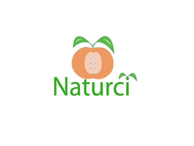 Penyertaan Peraduan #89 untuk Design a Logo for Naturci