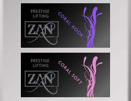 ir512 tarafından Sticker for aesthetic medicine product PDO threads  ZAN Prestige Lifting. için no 40