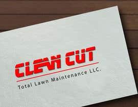 gintasArt tarafından Logo design needed for lawn maintenance company -- 1 için no 7