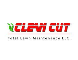 gintasArt tarafından Logo design needed for lawn maintenance company -- 1 için no 8