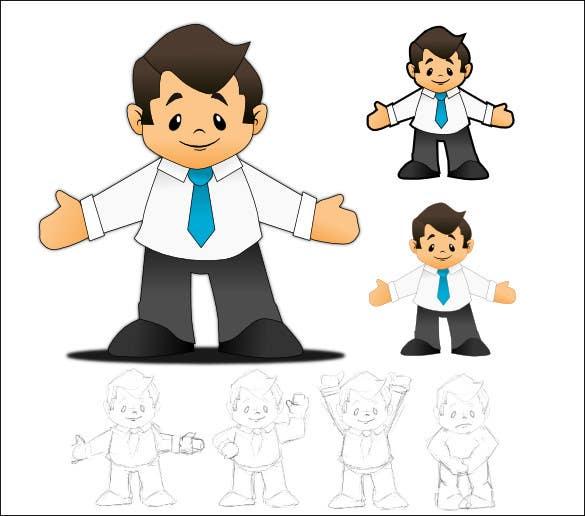 Конкурсная заявка №37 для Cartoon Design for a Legal Service Website
