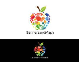 #53 para Logo Design for Banners and Mash Limited por emilymwh