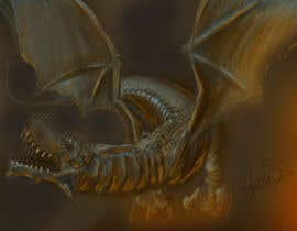 #20 para Awesome Dragon Illustration por OxideAnimation