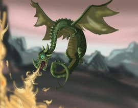 #15 cho Awesome Dragon Illustration bởi eduardobravo