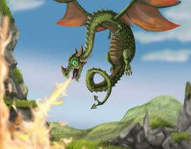 #29 para Awesome Dragon Illustration por eduardobravo