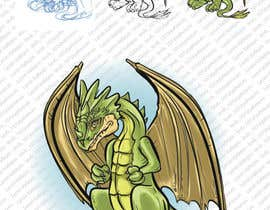 #8 para Awesome Dragon Illustration por leninvallejos