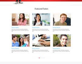 #30 para Graphics Design for Home Page of TCHER Agency Website por SadunKodagoda