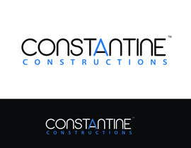 #317 for Logo Design for Constantine Constructions by todeto