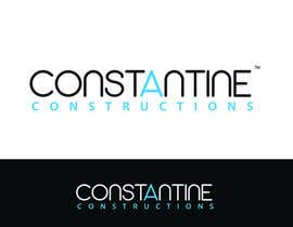 #141 for Logo Design for Constantine Constructions af todeto