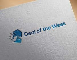 Nro 37 kilpailuun Deal of the week logo and FB cover käyttäjältä Angelbird7
