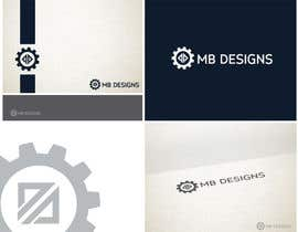 #53 para Design a Logo for MB Designs por urosvuletic