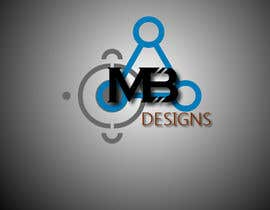 nº 101 pour Design a Logo for MB Designs par rohit3rockz