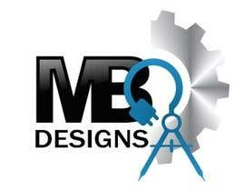 #58 para Design a Logo for MB Designs por chuafb