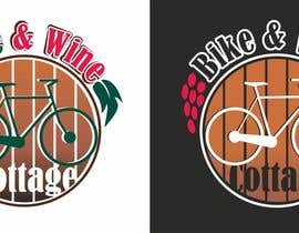 #14 para Design a Logo for Bike&Wine Cottage - repost - repost por Orlowskiy