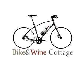 #9 para Design a Logo for Bike&Wine Cottage - repost - repost por Galera