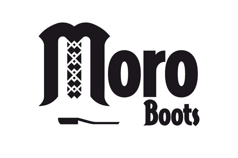 Konkurrenceindlæg #                                        374                                      for                                         Intelligent Iconic Logo Design for Moro Boots
