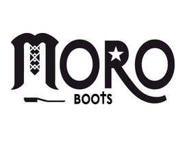 #378 para Intelligent Iconic Logo Design for Moro Boots por xmaimo