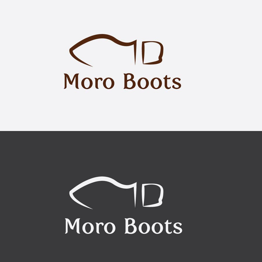 Konkurrenceindlæg #236 for Intelligent Iconic Logo Design for Moro Boots