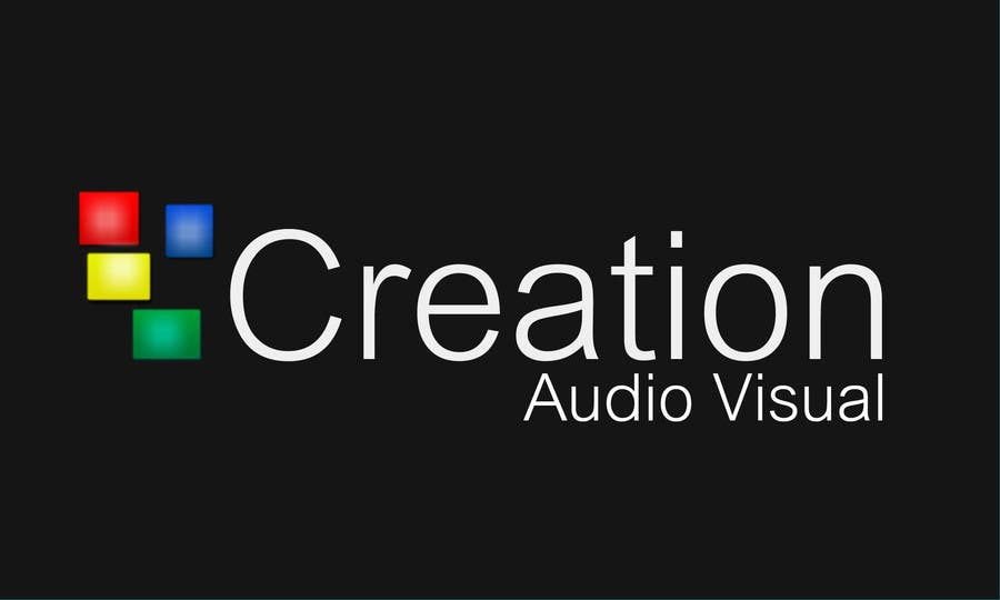 Entry #414 by daimrind for Design a Logo for Creation Audio ... on
