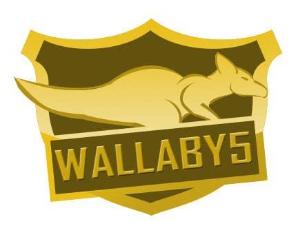 Kilpailutyö #59 kilpailussa Design a Logo for Wallaby5