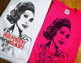 Nro 51 kilpailuun Design a T-Shirt Vivica Fox käyttäjältä avtoringUK