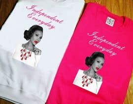 mj956 tarafından Design a T-Shirt Vivica Fox için no 12