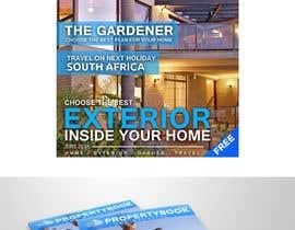 Nro 16 kilpailuun Design me a MODERN front cover for a real estate focused magazine... käyttäjältä ephdesign13