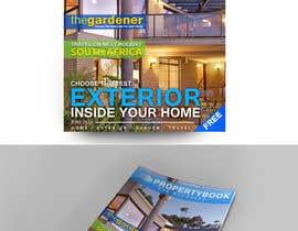 Nro 30 kilpailuun Design me a MODERN front cover for a real estate focused magazine... käyttäjältä ephdesign13