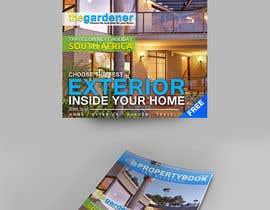 Nro 31 kilpailuun Design me a MODERN front cover for a real estate focused magazine... käyttäjältä ephdesign13