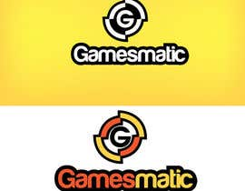 #33 para Design a Logo for Gamesmatic por zainnoushad