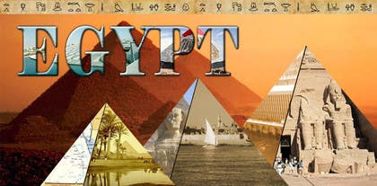 #14 for Egypt Banner by IllusionG