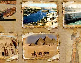 #7 for Egypt Banner by lasitha119