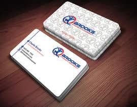 raptor07 tarafından Brooks Strength Movement Business Card için no 53