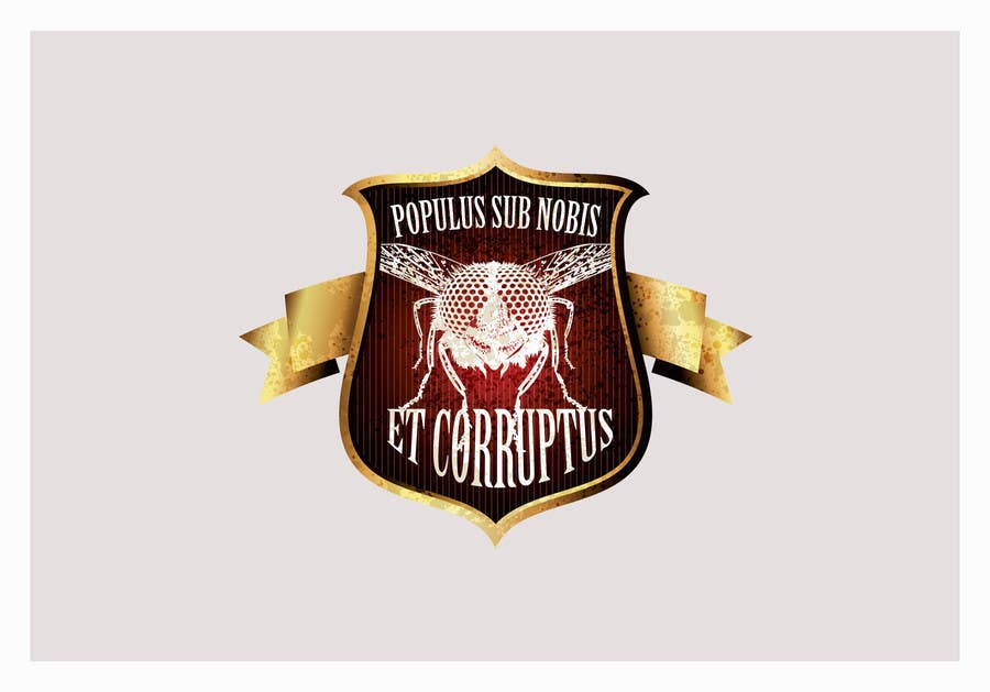 "#43 for Design a Logo for the Graphic Novel ""The Empire of the Flies"" by edugarretano"