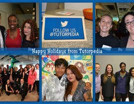 #21 for Design a Flyer for Tutorpedia's holiday postcard! by pointlesspixels